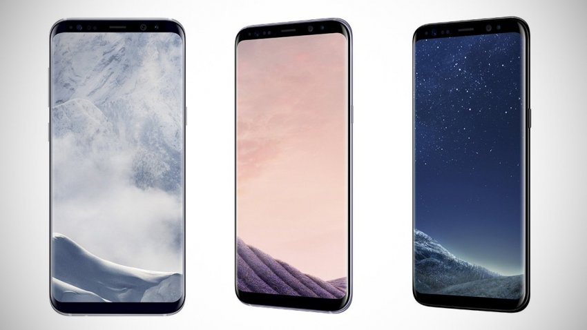 Galaxy S8 και S8+: Αυτές είναι οι νέες ναυαρχίδες της Samsung