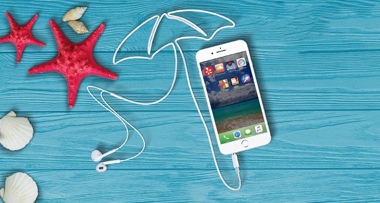 8 εκνευριστικά πράγματα που κάνει το κινητό σου το καλοκαίρι