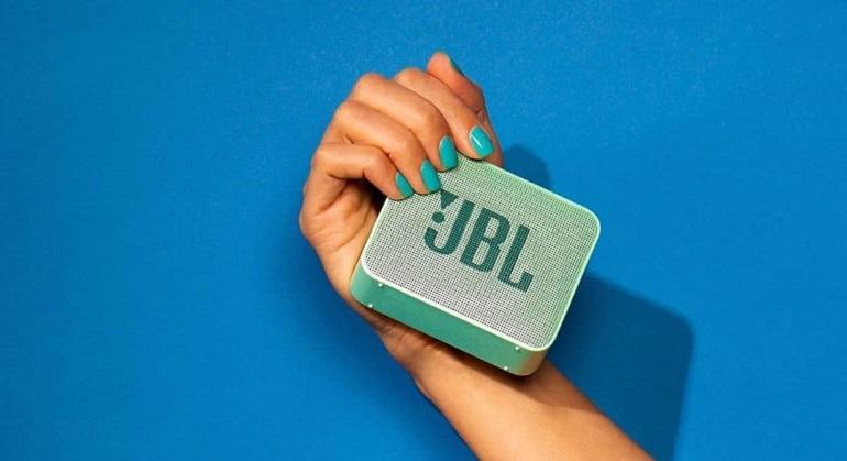 JBL ηχεία bluetooth GO 2 για μουσική που θα σε ακολουθεί παντού!