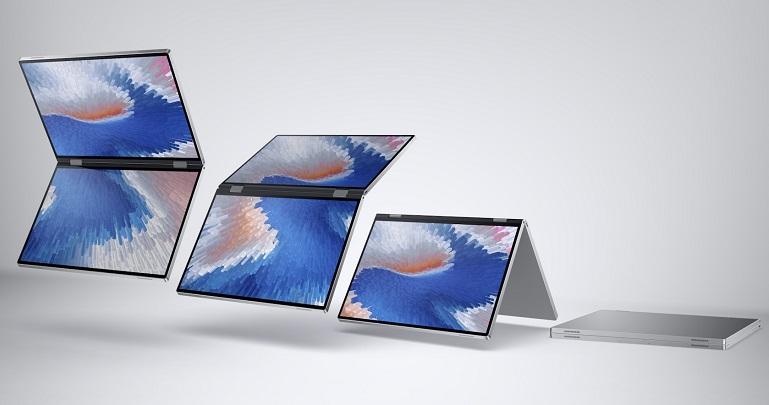 Concept Ori & Concept Duet: Τα laptop του μέλλοντος που παρουσίασε η Dell