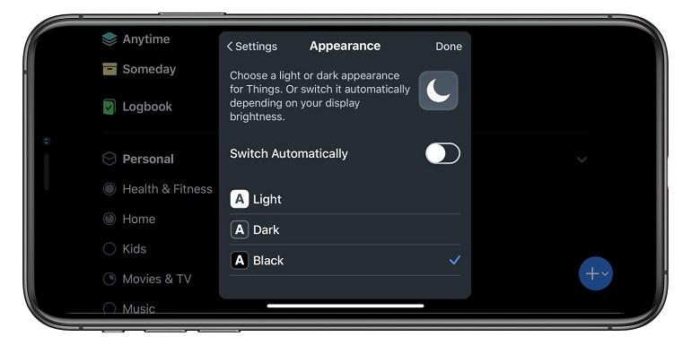 Πώς να αλλάζεις γρήγορα από light σε dark mode στο iOS 13