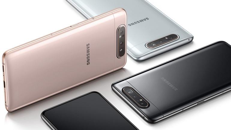 Από σήμερα διαθέσιμο το Samsung Galaxy A80 και στην Ελλάδα
