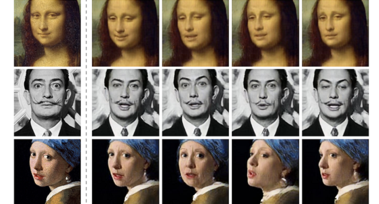 Δες την AI της Samsung να δίνει ζωή ακόμη και σε πορτρέτα